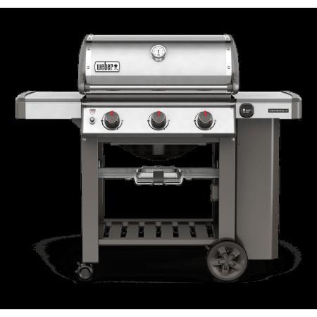 Genesis II S-310 GBS v nerezovém provedení