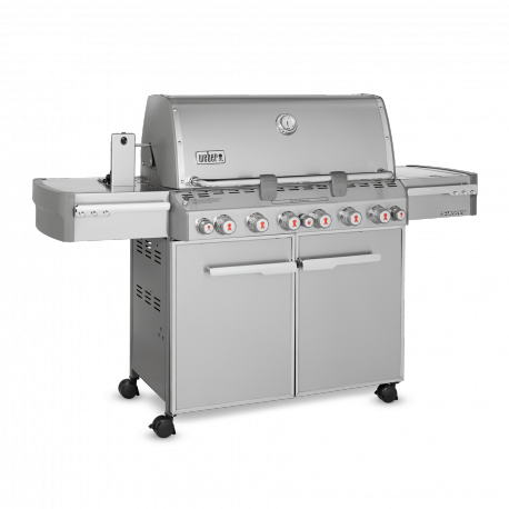 Plynový gril Weber Summit® S-670 GBS