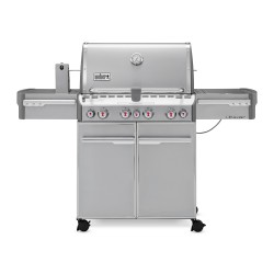 Summit® S-470 GBS Stainless Steel
