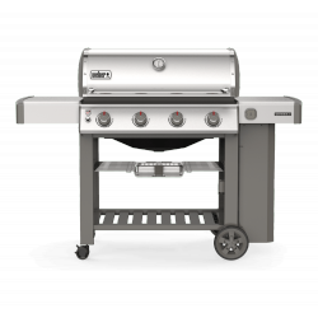 Genesis® II S-410 GBS Stainless Steel