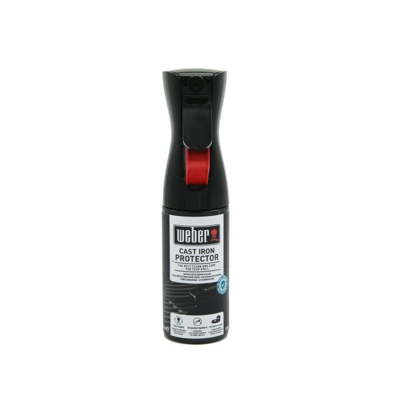 Ochranný sprej na litinové rošty a nádobí Weber