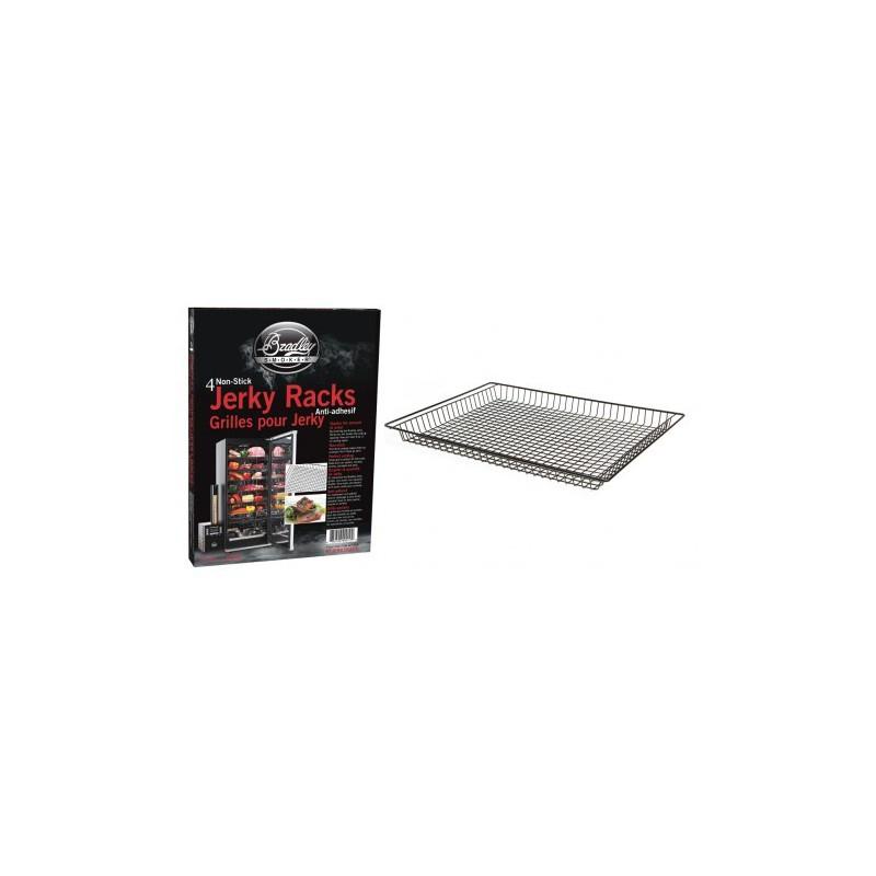 Rošty teflon 4ks -Jerky Rack  Bradley Smoker