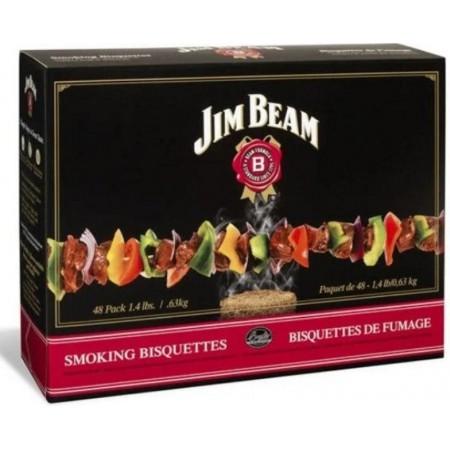 Jim Bim 120ks - Brikety udící  Bradley Smoker