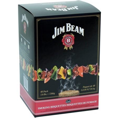 Jim Beam 48ks - Brikety udící Bradley Smoker