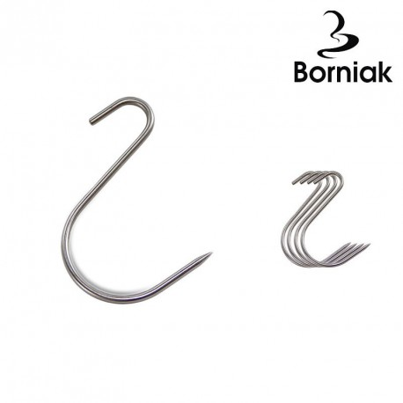 S Háky typ S asymmetric/5ks  Borniak