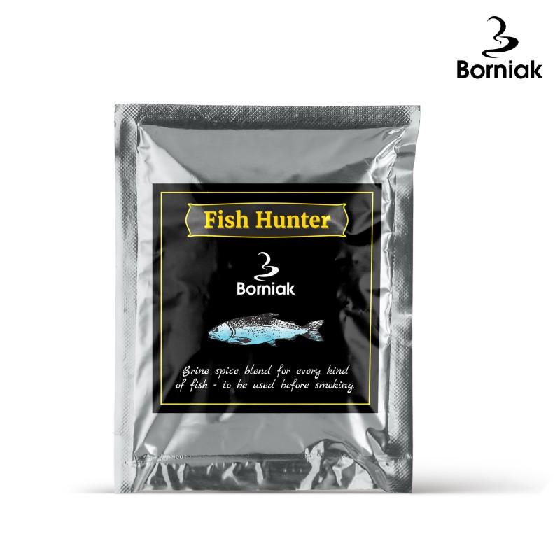 Koření mixture Fish Borniak