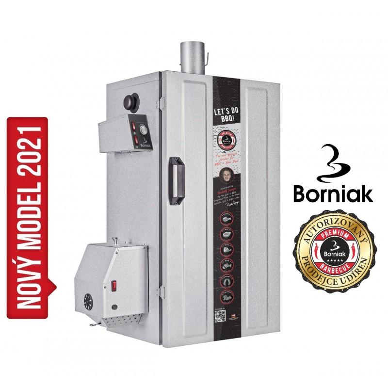 Udírna BBQ digitální nerez BBDS-70 Simple Borniak