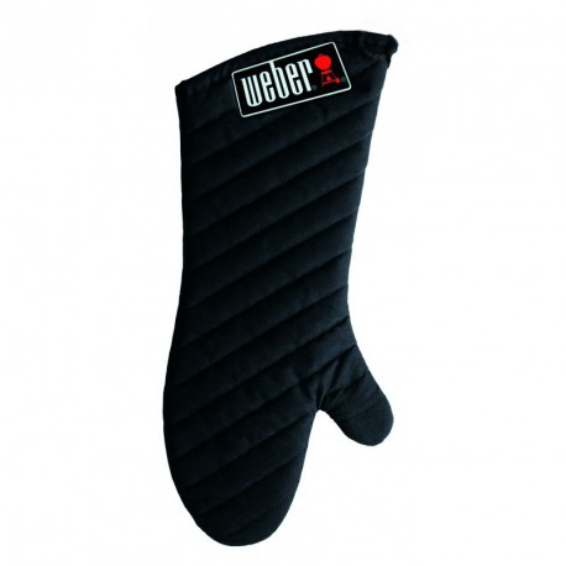 Grilovací rukavice Weber černé
