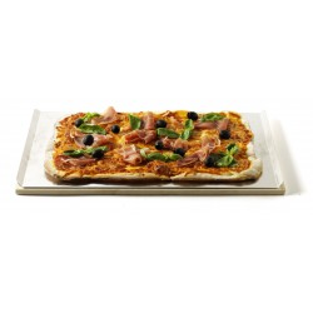 Kámen na pizzu obdélníkový 44 x 30 cm