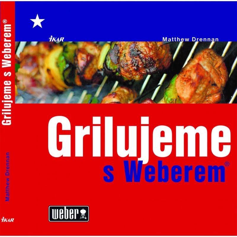 Kniha Grilujeme s Weberem