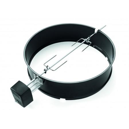 Otáčecí špíz pro BBQ 57cm