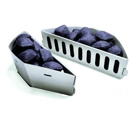 Palivové nádoby  Char-Basket  2ks