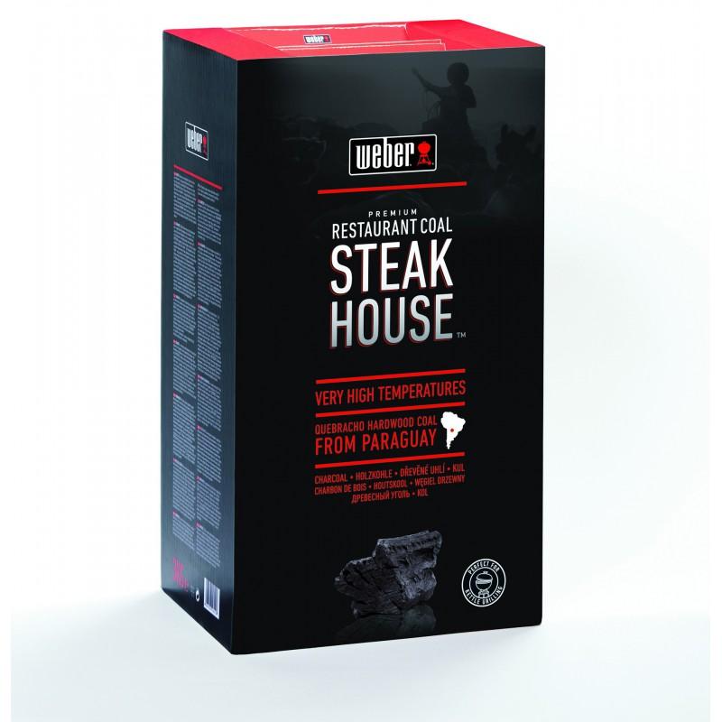 Grilovací uhlí Steak house, 7 kg