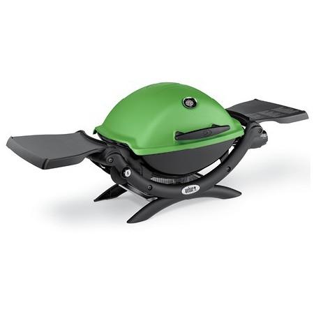 Weber Q 1200 - zelený
