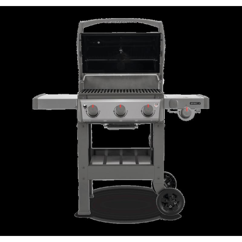 Spirit II E-320 GBS černý